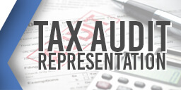 Tax Audit Representation Graphic