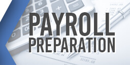Payroll Preparation Graphic